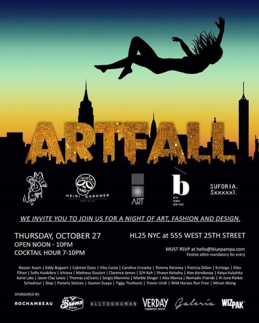 ART FALL NYC